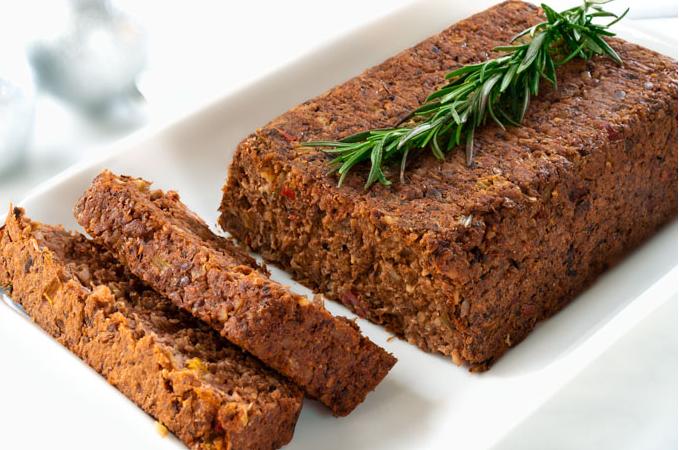 Tahılsız Mercimekli Ekmek, Vegan Ekmek Tarifi