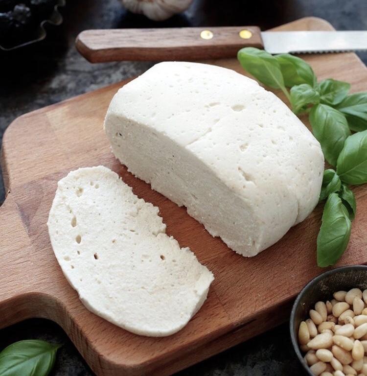 Vegan Mozzarella Tarifi